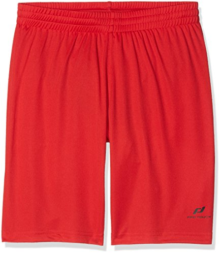 PRO TOUCH - Son short - Enfants - Rouge -FR: 8 ans (Taille Fabricant : 128 cm)