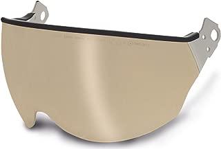 KASK Silver Mirror Visor for Super Plasma helmets