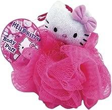 Hello Kitty Shower Puff Bath Sponge