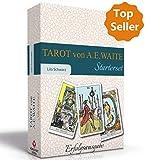Tarot von A.E. Waite. Das Starterset: Set mit Buch und Karten - Lilo Schwarz