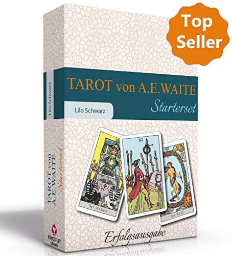 Tarot von A.E. Waite. Das Starterset: Set mit Buch und Karten