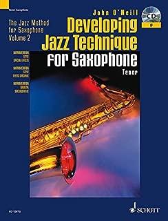 Developing Jazz Technique for Saxophone: The Jazz Method