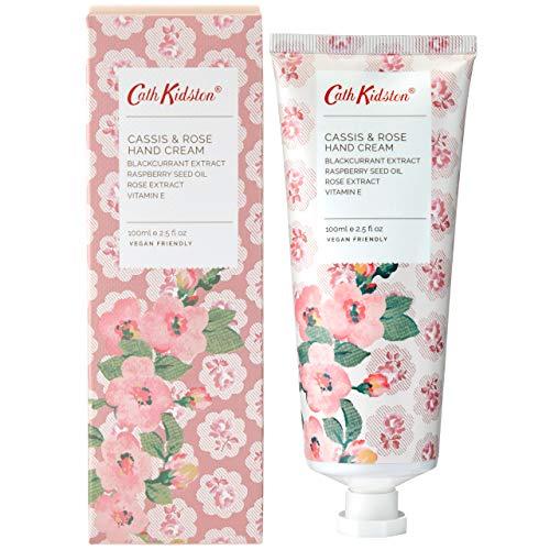 Crema de Cath Kidson Beauty con semillas de frambuesa