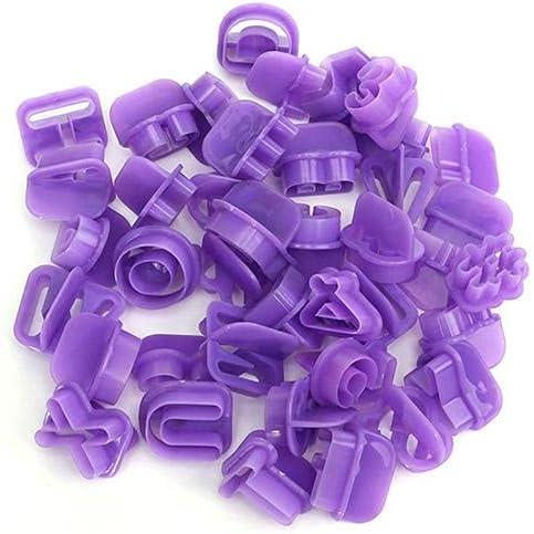 40Pcs set Purple Alphabet Number Letter Cutter New Shipping Free Fondan Cookie Cash special price Set