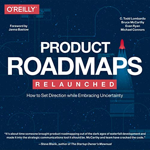Product Roadmaps Relaunched cover art
