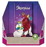 Pummeleinhorn PE11700 Sternzeichen Skorpion, Mehrfarbig