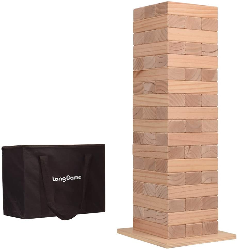 Outdoor Giant Tumbling Tower Store New products, world's highest quality popular! Games for Jumbo Kids Woo Adults and
