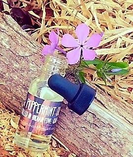 Abundant Earth Mint 100% Pure, Food Grade, Unadulterated, Essential Peppermint Oil