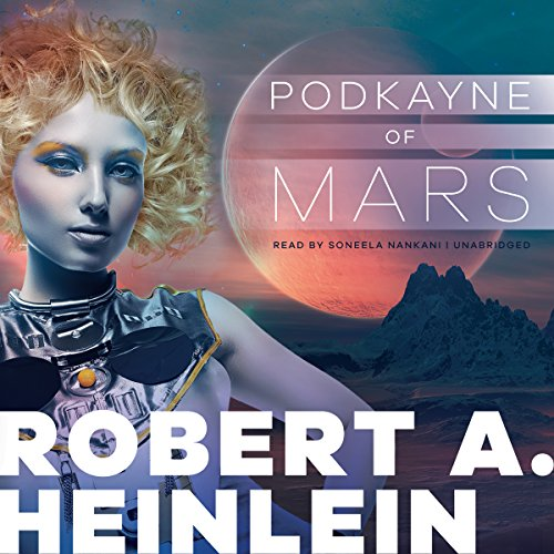 Podkayne of Mars audiobook cover art