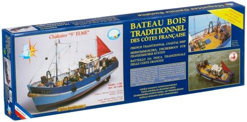 Soclaine Saint Elme - Maqueta de Barco velero