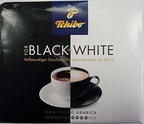 FOR BLACK´N WHITE, gemahlen, 2x250g, vacu