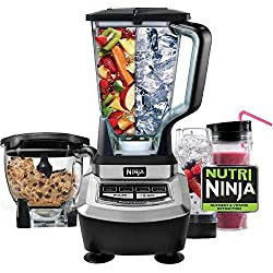Ninja BL780 Supra 1200 Watt Food Processor and Kitchen Blender System
