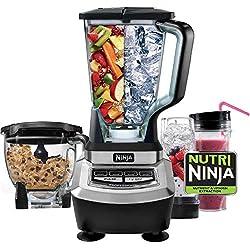 small Ninja BL780 Supra 1200W Food Processor  Mixer (Updated)