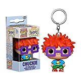 POP Rugrats in Paris Chuckie Action Figures Key Chain Toy Doll with Box