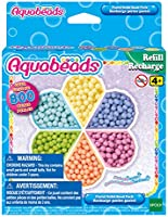 Aquabeads Pastel Solid Bead Pack (AB31505)