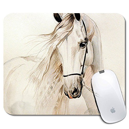 Personalized Rectangle Mouse Pad Cute Mouse Pad Non-Slip Rubber Comfortable Customized Computer Mouse Pad for Laptop (9.45x7.87inch)