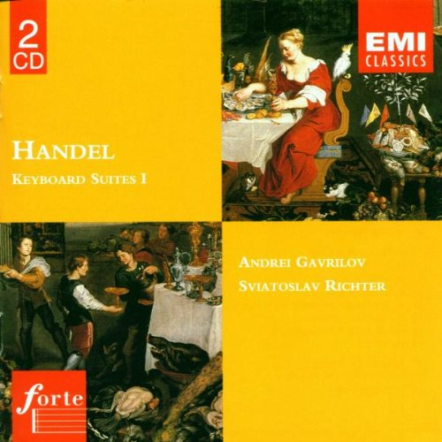 Handel: Keyboard Suites Vol. I, Nos. 1 - 8