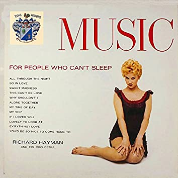 Music for People Who Can't Sleep