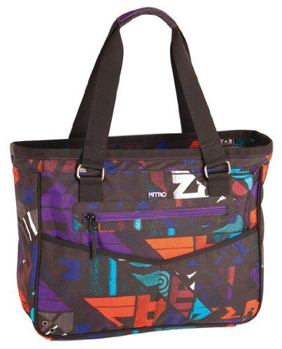 Nitro Sac Carry-All 1131878005 Multicolore Gridlock