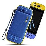 tomtoc Funda Ultra Delgada para Nintendo Switch, Patente Original Estuche Rígido con...