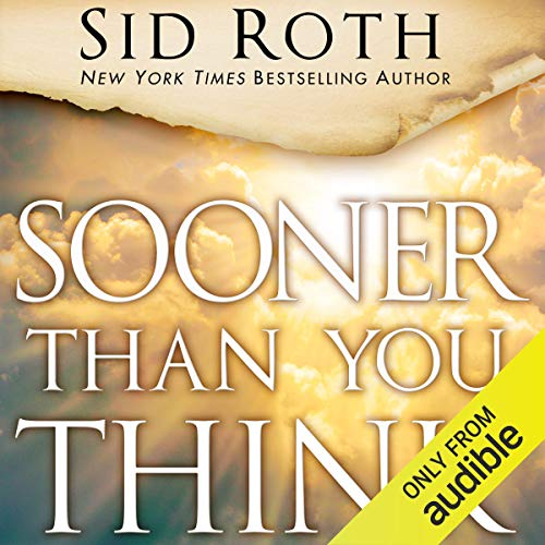 Sooner Than You Think audiobook cover art