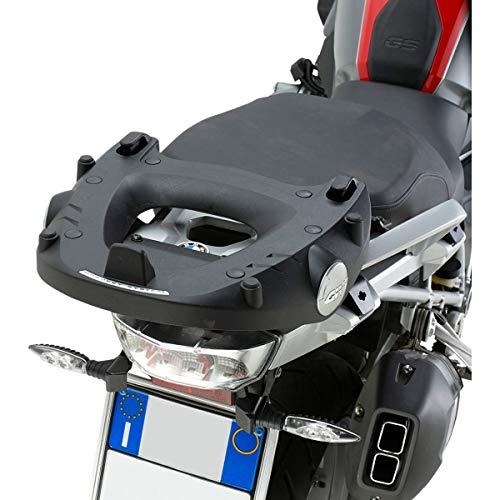 Givi SR5108 Support de Valise Top Case Monokey Noir de nouvele Conception avec Une Plaque M5 / capacité Max. de Chargement 10 kg BMW R 1200 GS-LC-année de Fabrication: 13