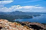 Zopix Premium Poster Korsika Berge Majestätisch Reise