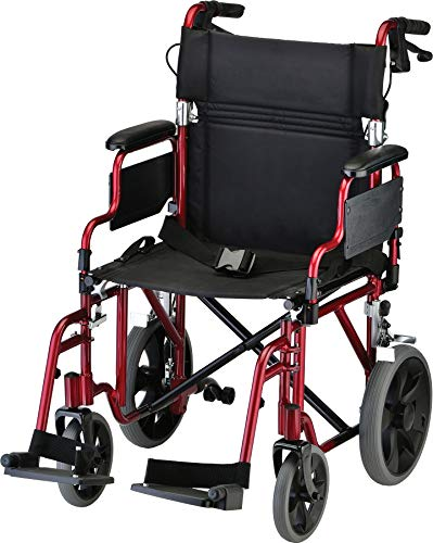 Nova Lightweight Transport Wheelchair