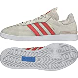 adidas Samba ADV, Chaussures de Gymnastique Homme, Marron (Clear Brown/Trace Scarlet...