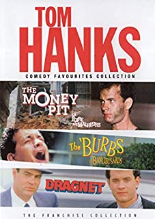 The Tom Hanks Comedy Favorites Collection (The Money Pit / The Burbs / Dragnet) (Bilingual) by TOM HANKS: COMEDY FAVORITES COLLECTION (B000K7VHTQ) | Amazon price tracker / tracking, Amazon price history charts, Amazon price watches, Amazon price drop alerts