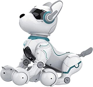 Smart Electronic Pet Dog Interactive Puppy,Intelligent Remote Control Robot Dog Electronic Pet Educational Toy For Kids - ...