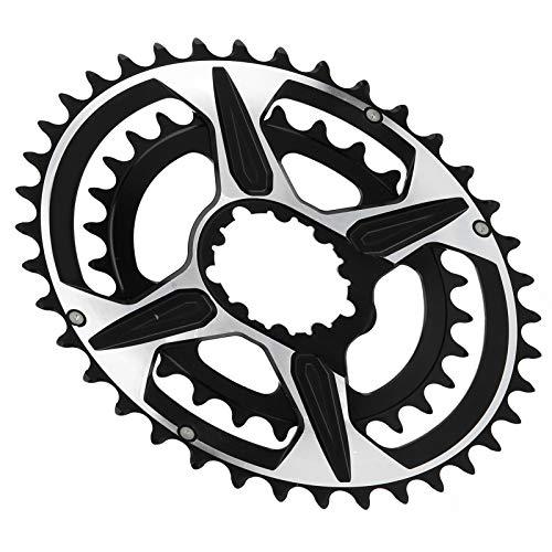 VGEBY Mountain Bike 38/28T Crankset GXP Bike Crankset Lightweight High Strength for 8/9/10 Speed Bikes