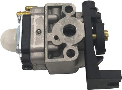 Cancanle Vergaser Mit Dichtung Zündkerze Kraftstoffschlauch Kit Für Honda Gx25 Gx35 Gx 25 35 Hht35 Hht35s Fg110 Trimmer Mähmaschine Motor Baumarkt