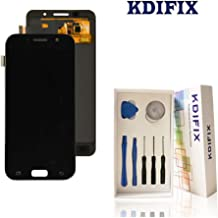 KDIFIX for Samsung Galaxy A5 (2017) A520F A520F/DS A520K A520L A520S LCD Touch Screen Assembly with Full Professional Repair Tools kit (Black)