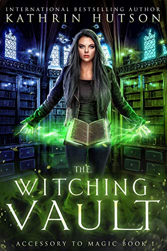 The Witching Vault by Kathrin Hutson ebook deal