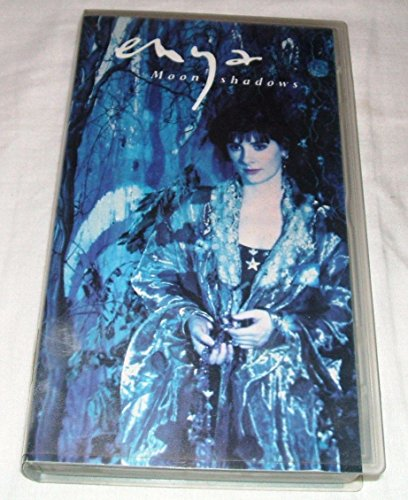 ENYA - MOON SHADOWS - VHS - 1991 WARNER MUSIC U.K .Ltd.
