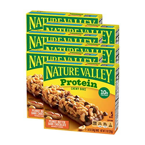 Nature Valley Chewy Granola Bars 6-Pack Now $11.39
