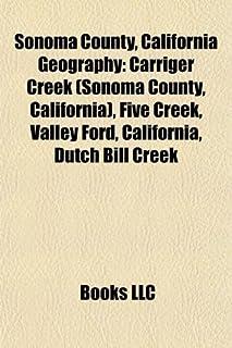 Sonoma County, California Geography Introduction: Carriger Creek (Sonoma County, California)