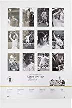 Allan Clarke Signed Leeds United Poster - FA Cup Kings 1972 Autograph - Autographed Soccer Photos