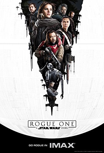 Rogue One A Star Wars Story IMAX 13x19 Original Promotional Movie Poster 2016 - A