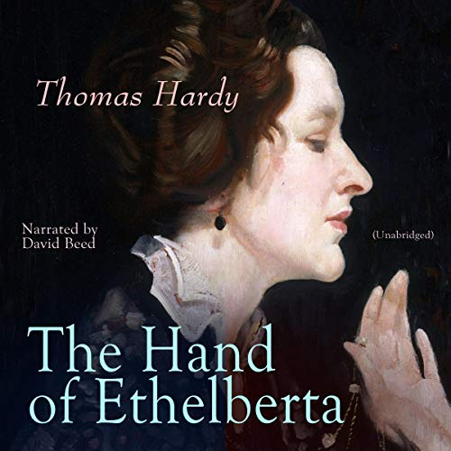 The Hand of Ethelberta  By  cover art