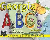 Georgia ABC's en Español: Un libro de encontrar Milo