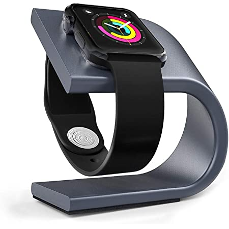 Apple Watch充電スタンド WUUDI スマートウォッチ用充電スタンド アップルウォッチ 充電スタンド watch充電ホルダー