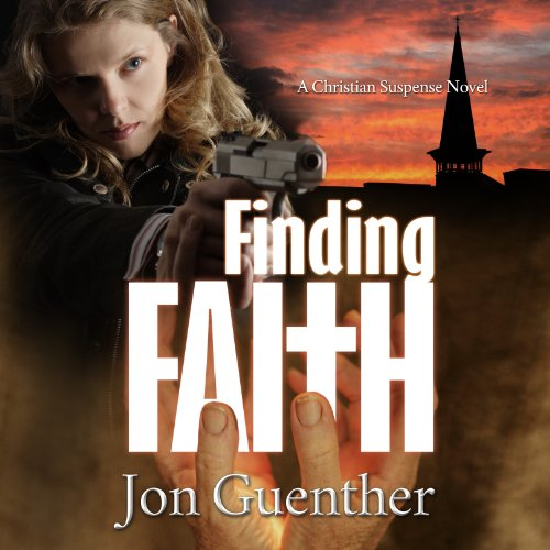 Finding Faith audiobook cover art
