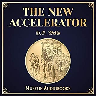 The New Accelerator audiobook cover art
