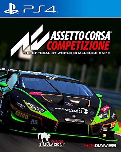Assetto Corsa Competizione - Standard Edition - Playstation 4