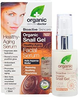 Organic Doctor Snail Gel Facial Serum, 1.1 oz by Dr Organic