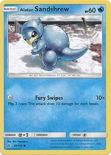 Best alolan sandshrew pokemon card Reviews