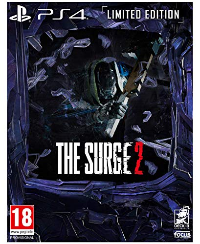 The Surge 2 - Limited  Edition - PlayStation 4 [Importación alemana]