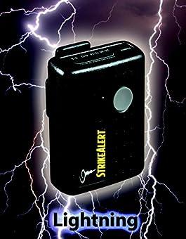 Outdoors Technologies(アウトドアーズテクノロジー) 携帯型パーソナル雷警報器(雷検知器)ストライクアラート(StrikeAlert) 【日本正規品】